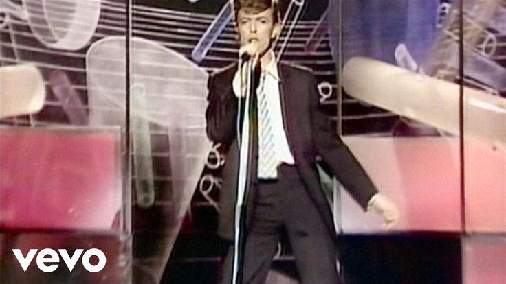 ■ David Bowie ■ Boys Keep Swinging ■ 994