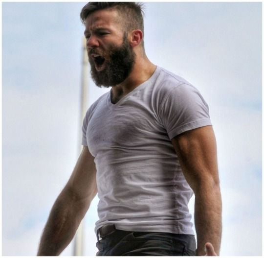 Julian Edelman bearded