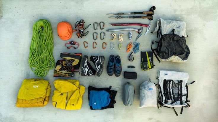 Your Ultimate Guide To Mountaineering Gear