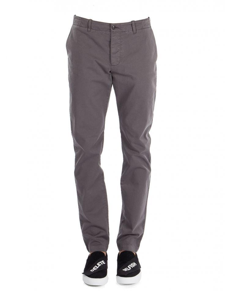 Ymc You Must Create Grey Deja Vu Chino Trousers