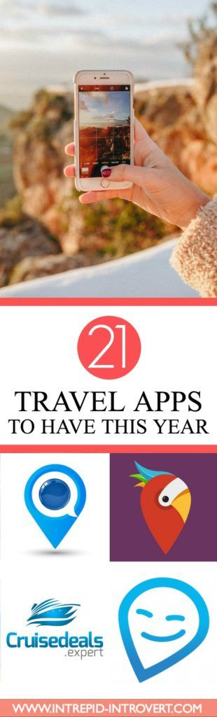 Okay, so here is the full comprehensive list of the travel apps I'm personally using in 2017- Check them out in the full post :)