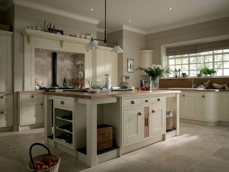 Milton Ivory Kitchens - Buy Milton Ivory Kitchen Units at Trade Prices