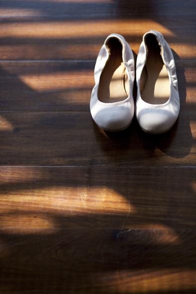 Ballerina flats for my wedding