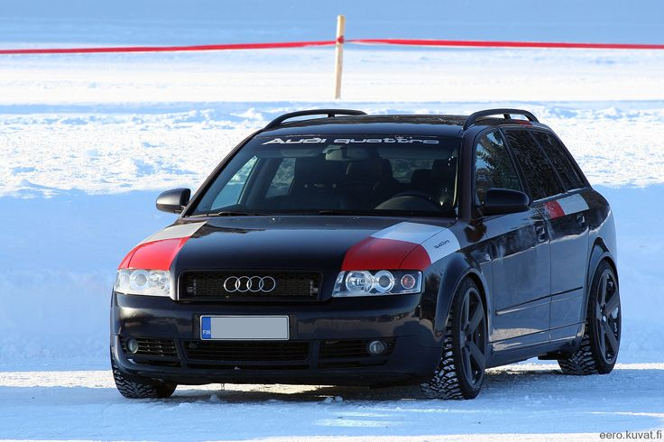 Audi rally theme on A4 quattro by http://shop.eteippi.fi/