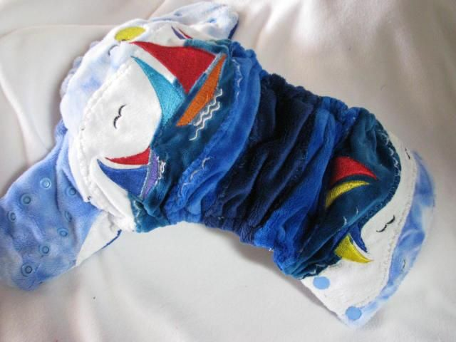 Genesa Forge - makes awesome modern cloth nappies and other bits and pieces for mums and bubs.