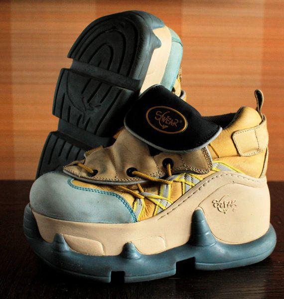 As 25 melhores ideias de 90s shoes no pinterest os anos for Zapatillas paredes anos 90