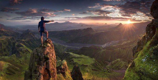 Для тех, кто мечтает о великом и не сомневается в своем мужестве, найдется место на вершине.