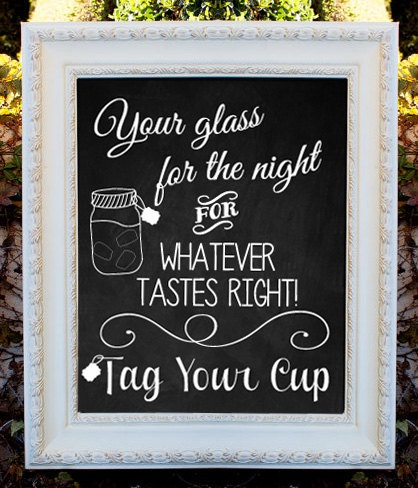 Your Glass For The Night For Whatever Tastes Right Tag