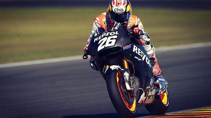 Dani Pedrosa Calendario MotoGP 2017