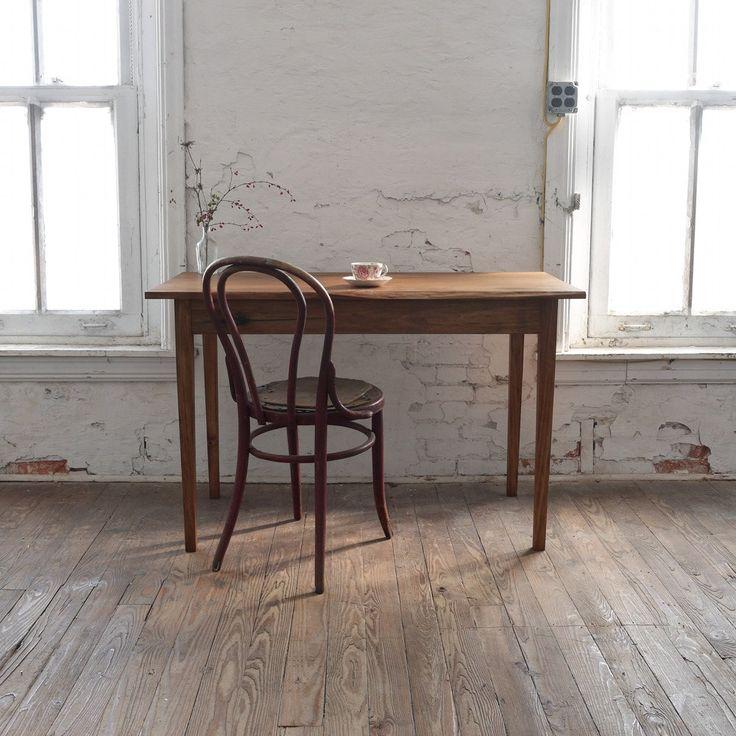 Farmhouse Table Custom Handmade Wooden Table by DailyMemorandum. 134 best Fun Furniture images on Pinterest   Wood  Custom wood