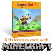 Mod Creation: The Adventure Begins is an award-winning online Java programming course designed for ages 7 to 15. In this self-paced course, students w