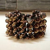 Bracciale Perline, Beading Bracelet. - by machegioia® Crystal-mandala.com