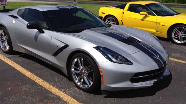 2012 Corvette C7 Stingray