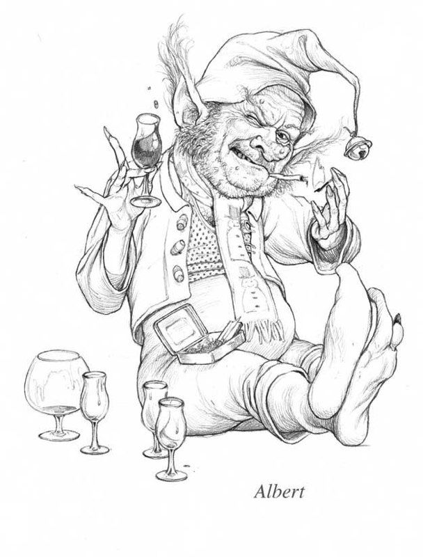 discworld coloring pages | 764 best Pratchett images on Pinterest | Jigsaw puzzles ...