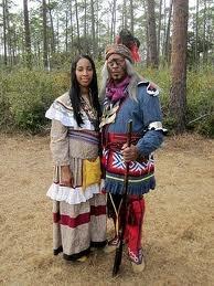 "Black Seminole Indian @ Town of Oakland Triple ""A"" festival 6.8.13"