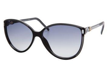 Balenciaga 0104S OVF Black White 60