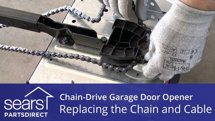 Brilliant  Garage Door Opener Chain Adjustment for Really encourage