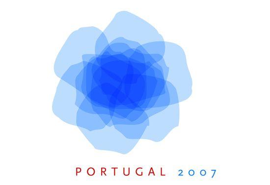 PT presidency (2007 H2) - Logo