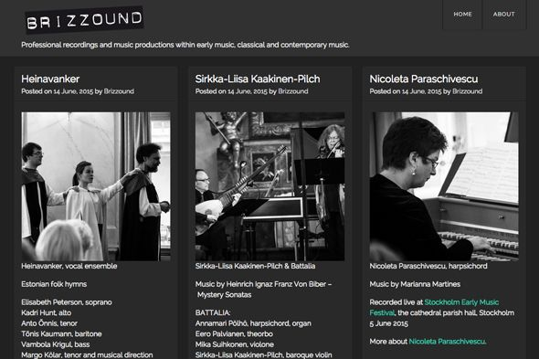 Brizzound - professional recordings
