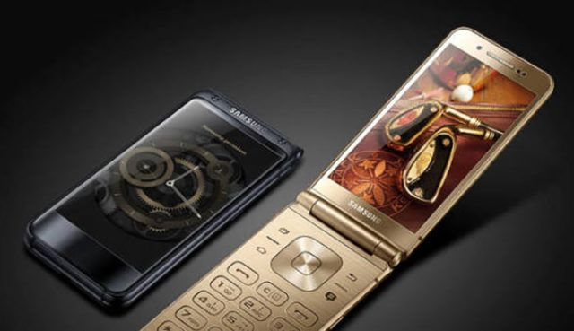 Samsung would still have a clamshell phone in preparation !!   Samsung is one of the latest manufacturers to still produce clamshell phones...