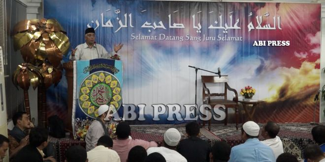 Nisfu Sya'ban Momen Persatuan Sunni-Syiah http://goo.gl/VeaNwM