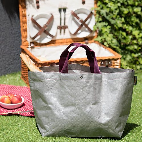 Lunch on the grass with my Eco bag Style 2014PP