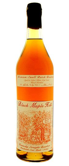 My favorite liquor (that I can afford.) Black Maple Hill Bourbon is simply... heavenly. I'll have a double neat, please.