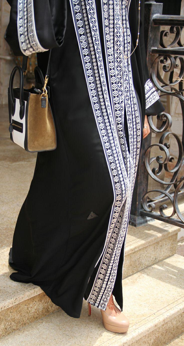 the modern abaya