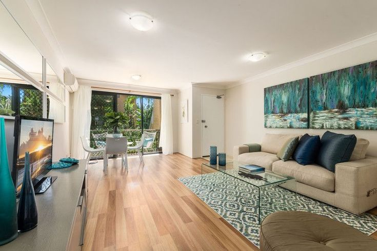Recent sold apartment at 32/4-6 Cowper Street, Randwick , NSW