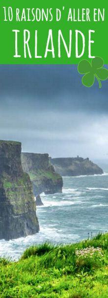 Embarquez pour une tournée des plus beaux sites d'Irlande !