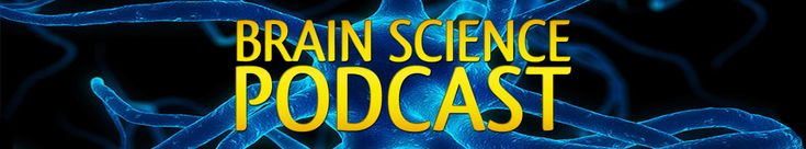 Always love finding new info on brains. Just discovered this podcast. Loading up the iPod now :) #brains