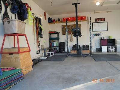 27 best images about garage gym on pinterest  bathroom
