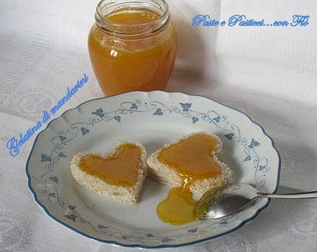 Marmellata...anzi, gelatina di mandarini!!