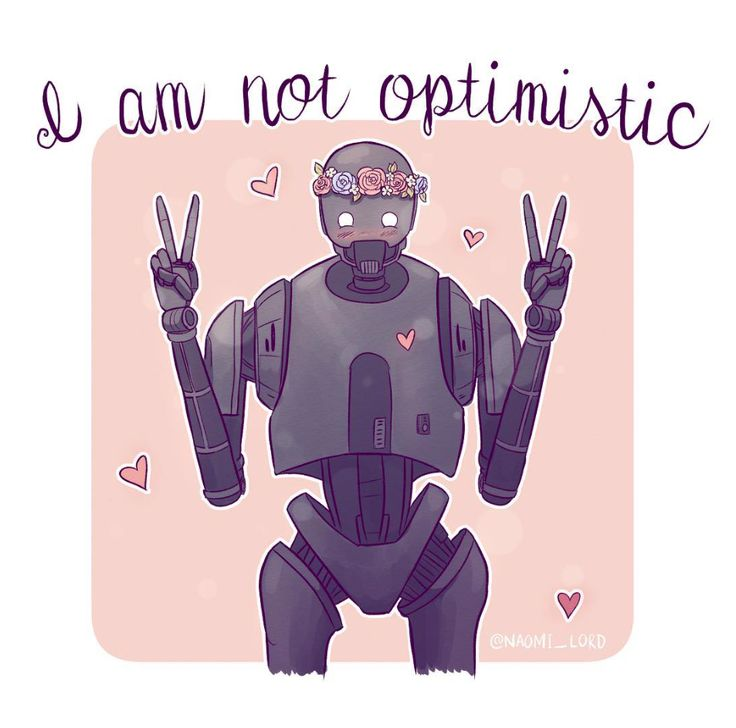 K-2SO by Naomi Lord