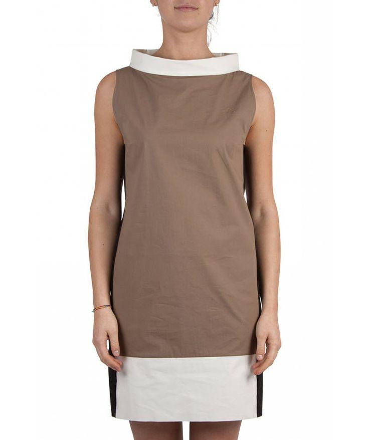 Groppetti Luxury Store - Abito Collo Ciambella - Fay Woman Spring Summer 2014 #fay #fashion #woman