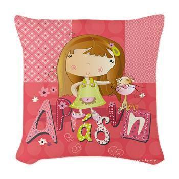 Διακοσμητικό  μαξιλάρι www.babyart.gr