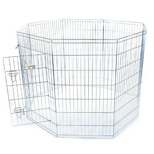 48 inch Exercise Pen By Majestic Pet Products Extra Large * To view further for this item, visit the image link.