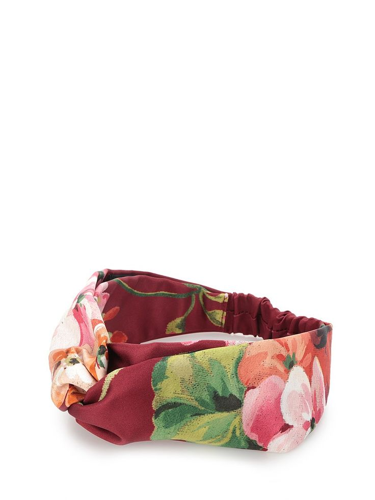 GUCCI 'Blooms' Print Hairband