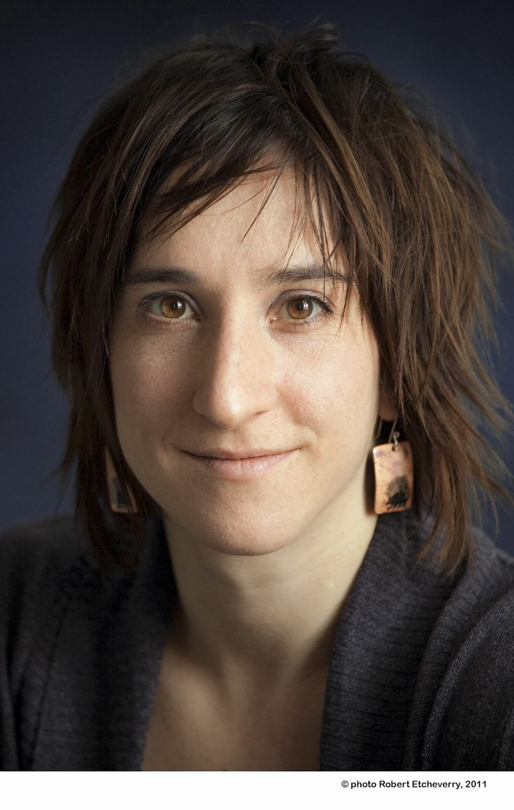 Andréanne Joubert (Photo credit: Robert Etcheverry)