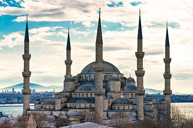 معالم الجذب السياحي الأعلى تقييما في اسطنبول
