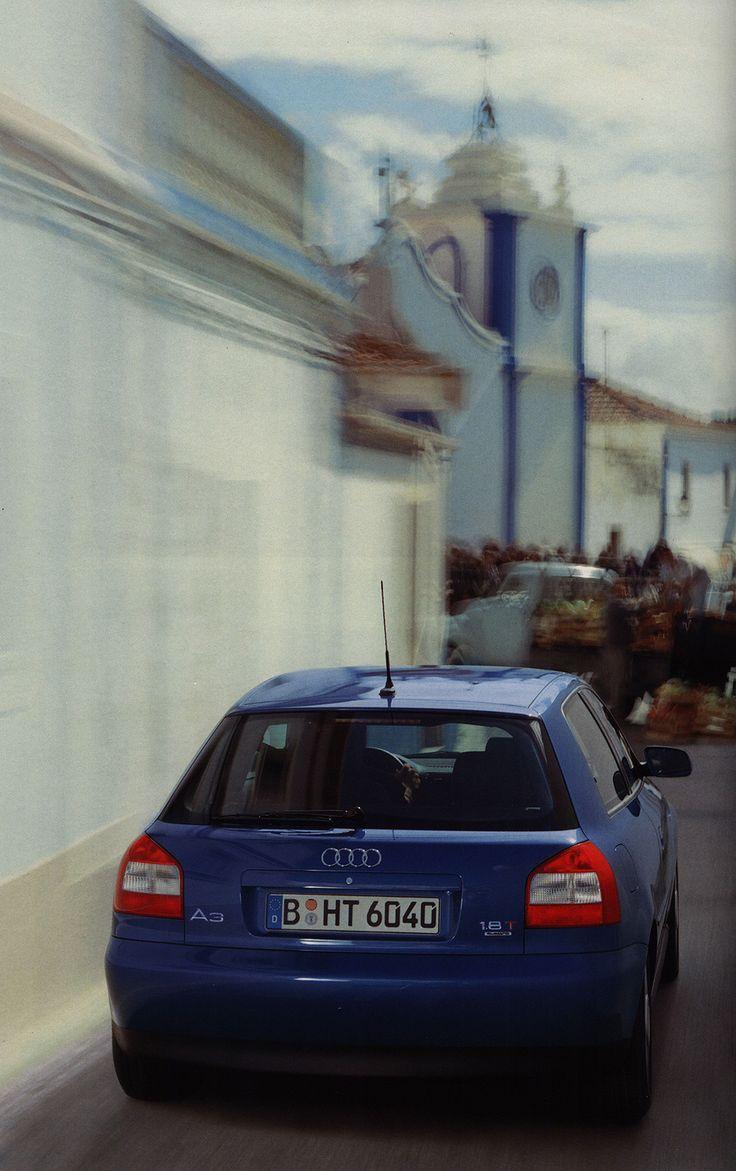 https://flic.kr/p/o5Ui9q | Audi A3; 2001, 2000_1