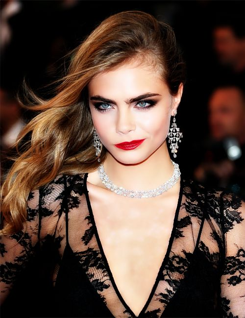 Cara Delevingne Cannes