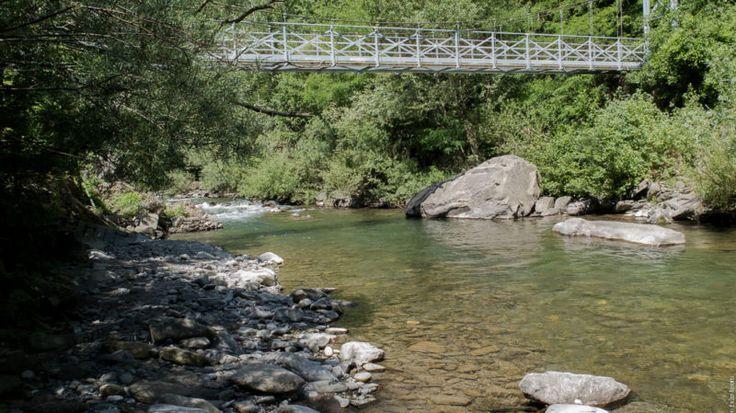 Per IoPescoPositivo.it - Puntata sull'ALTO RENO, pescata a mosca a Molino Pallone, in provincia di Pistoia - Mirko Balboni ed Enzo Bisotti