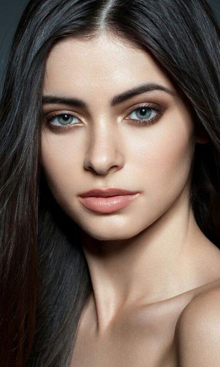 Pretty Woman Face