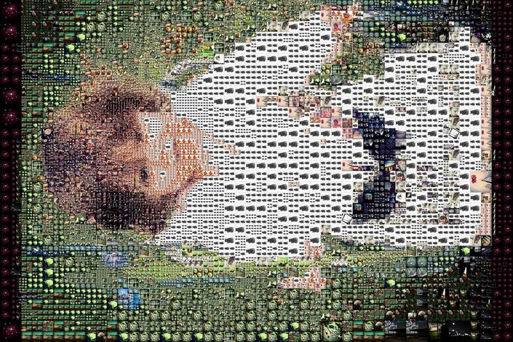Twitter / themaloryman: New mosaic feature is cool!  #madewithpart