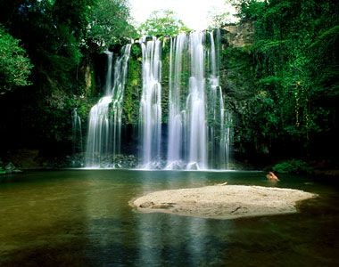 Costa Rica: Definitely on my bucket list!