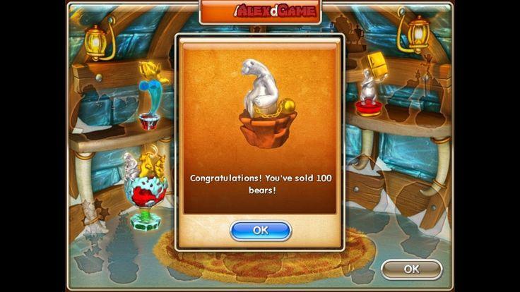 Farm Frenzy 3 Ice Age (level 19) only GOLD Веселая ферма 3 Ледниковый период (уровень 19) Золото