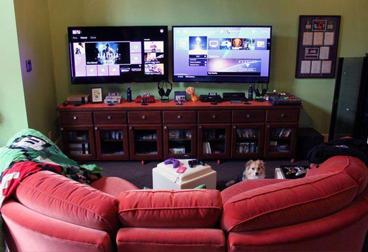Video Game Room Furniture – Best Video Game Room Ideas: Cool Gaming Setup Designs, Gamer Room Decor, and Apartment Decorating Ideas – Bedroom, Living …