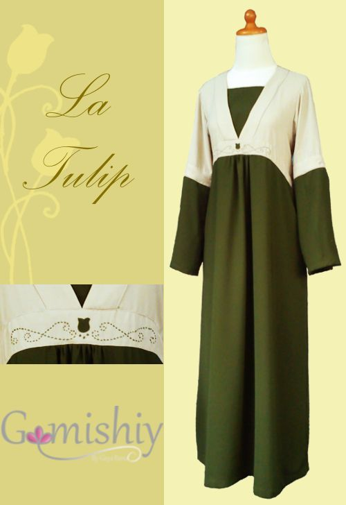 Gamis Tulip by Gamishiy