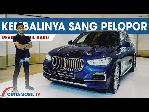 Bmw X5 Xdrive 40i 2019 Indonesia Suv Mewah Terbaik Bmw